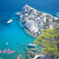 Paysages côte d'Azur