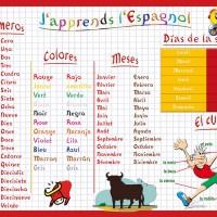 J'apprends l'Espagnol