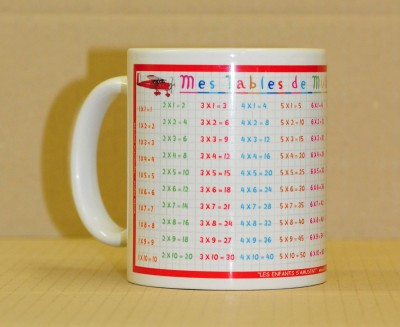 MUG MULTIPLICATION