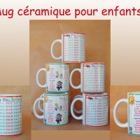 Mugs céramiques